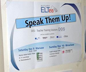 2006 Autumn ELTea SPEAK THEM UP